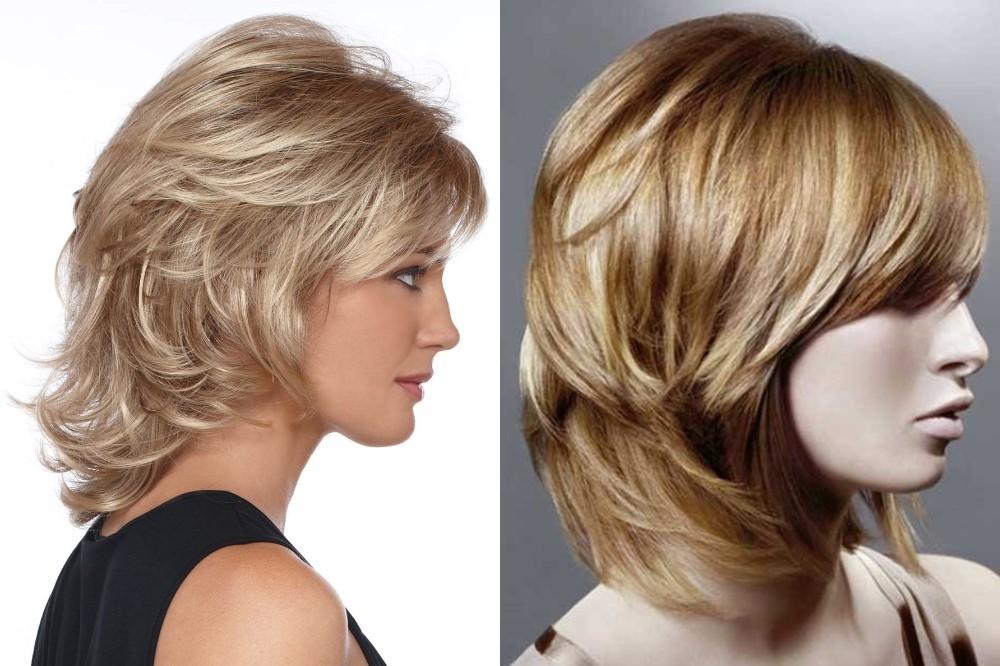 виды стрижек женских на средние волосы фото того, чтобы