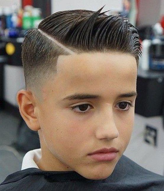 Короткая стрижка мальчику, красивые волосы 2020