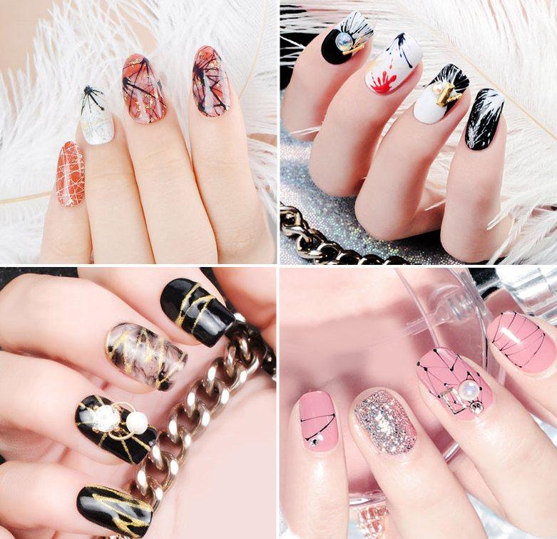 Красивый маникюр 2022 самый, фото красивых ногтей, шикарный дизайн, модные тенденции лета, весны, зимы и осени