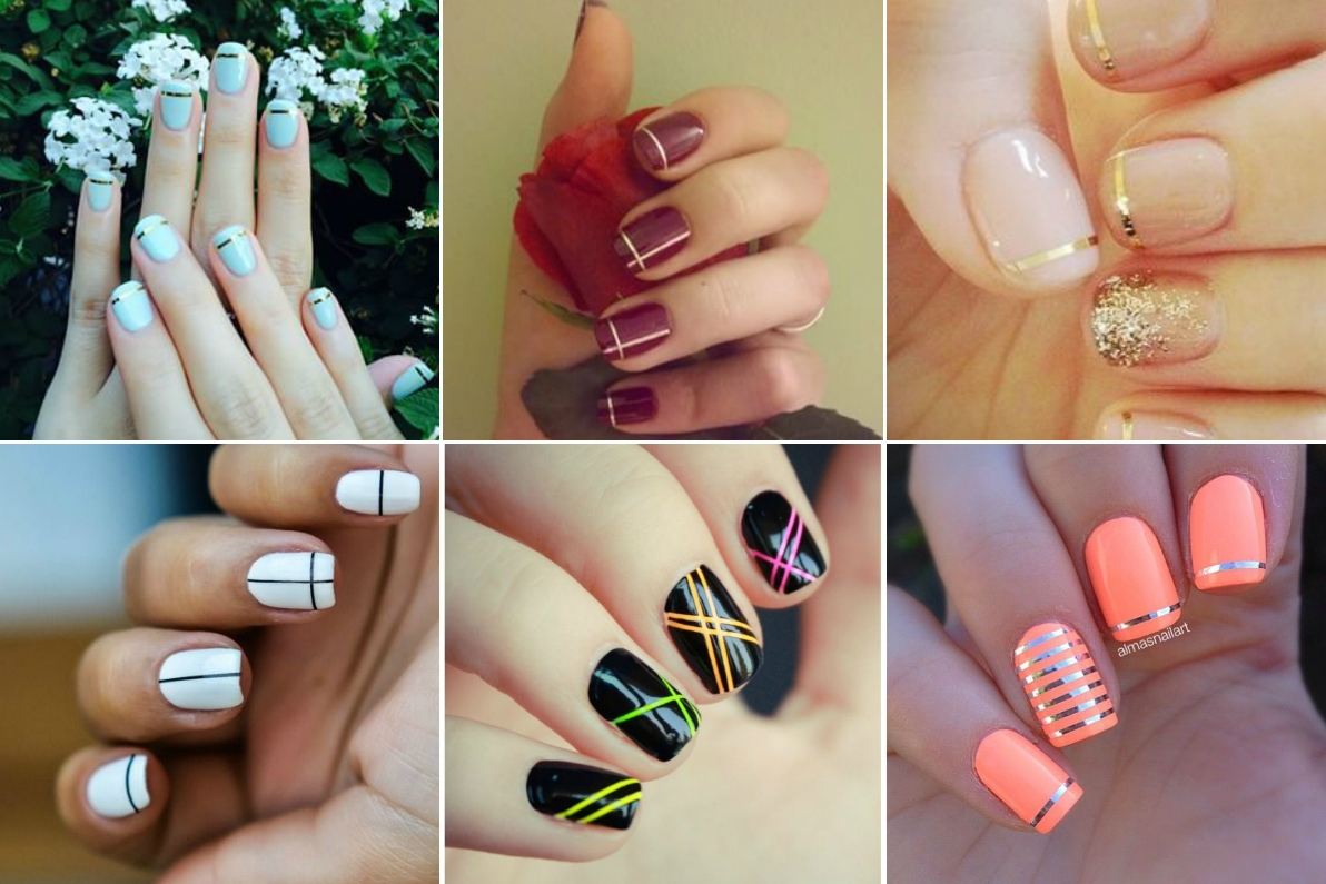 маркой простые дизайны маникюра на короткие ногти фото внимательно прорабатывается