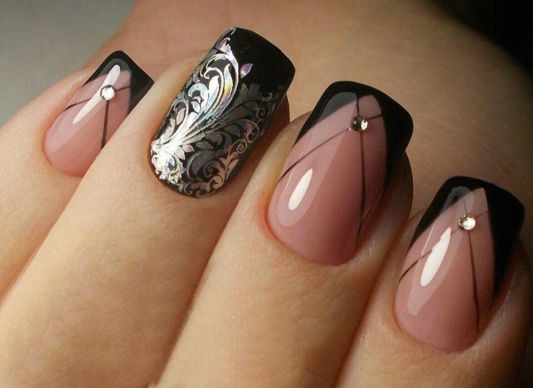 лучшие работы по дизайну ногтей фото