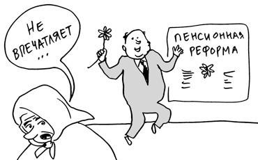 Пенсионный возраст женщины в России 1968 года рождения