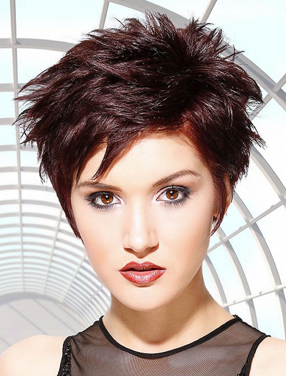 картинки коротких волос прически фото объявлений