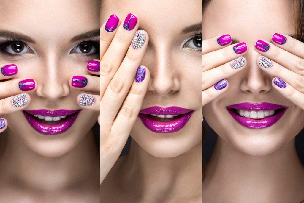 узнать постеры для рекламы ногтей сожалению