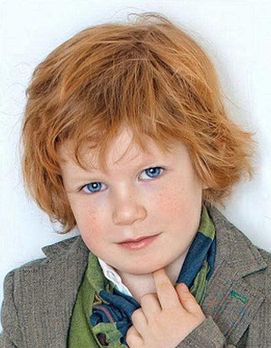 Стрижка Каскад мальчику, красивая Лесенка 2020