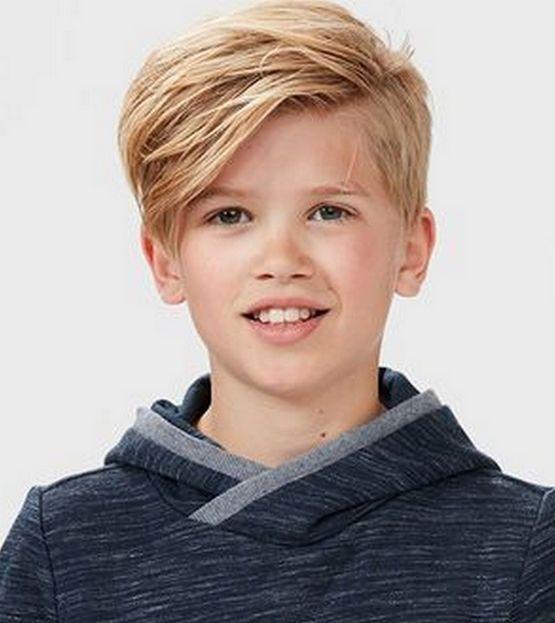 Стрижка объемная, на средние волосы мальчику 10 лет 2020