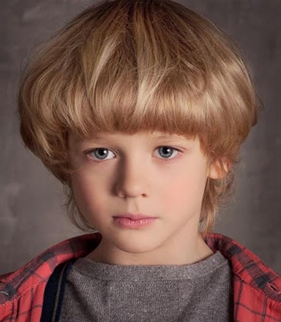 Стрижка Шапочка мальчику, красивая 2020