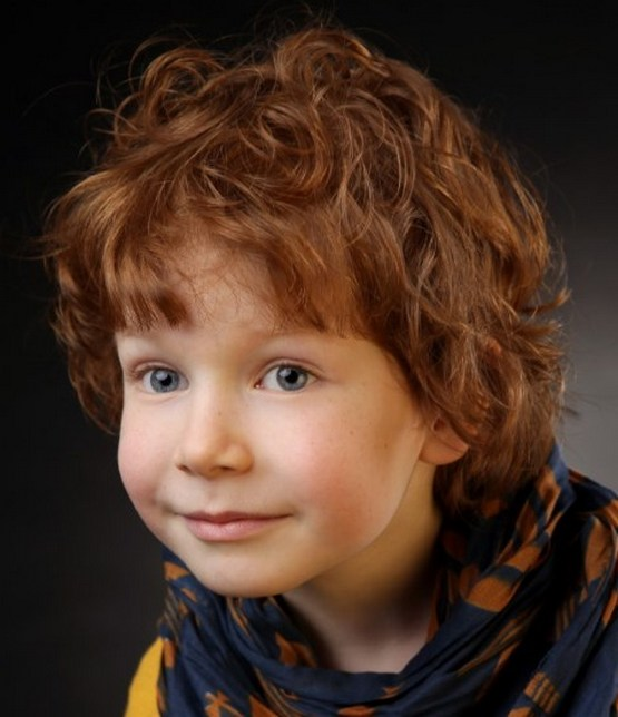 Стрижка Шегги мальчику, средние волосы 2020