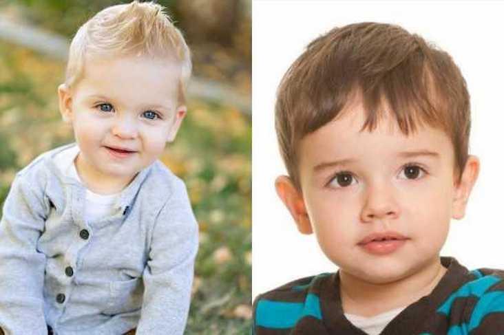 Стрижки для мальчика, красивые детские 1 и 1,5 года, 3, 3, 4 лет 2020