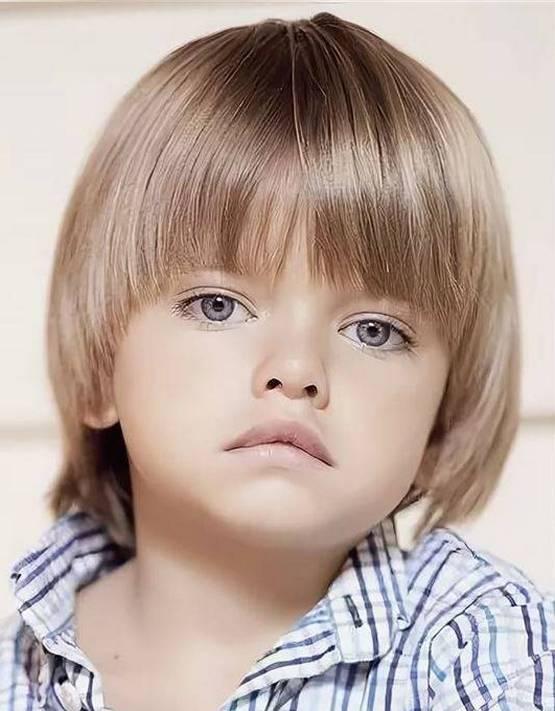 Стрижки для мальчика, красивые детские прически 2020