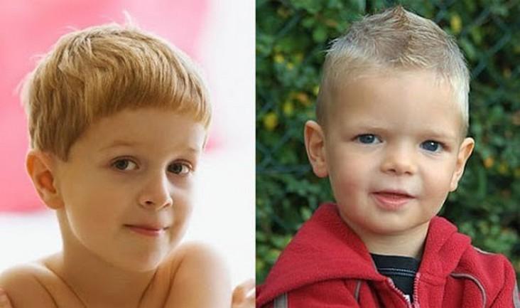 Стрижки для мальчика, модные детские 1 и 1,5 года, 3, 3, 4 лет 2020
