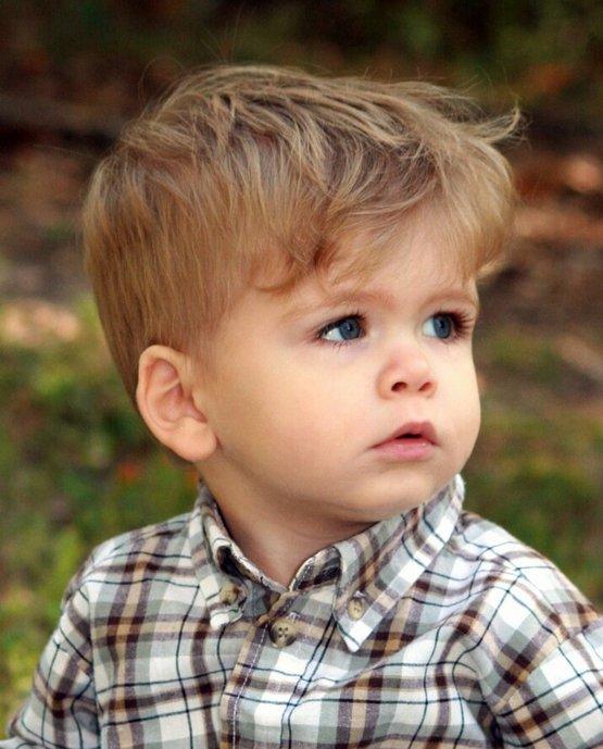 Стрижки мальчику 1 и 1,5 лет 2020